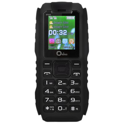Oeina XP7 Quad Band Unlocked PhoneFeatured Phones<br>Oeina XP7 Quad Band Unlocked Phone<br><br>Brand: Oeina<br>Type: Bar Phone<br>RAM: 32MB<br>ROM: 32MB<br>External Memory: TF card up to 16GB (not included)<br>Network type: GSM<br>Frequency: GSM 850/900/1800/1900MHz<br>Bluetooth: Yes<br>Screen size: 1.77 inch<br>Screen resolution: 640 x 480 (VGA)<br>Camera type: Single camera<br>Back-camera: 0.3MP<br>SIM Card Slot: Dual SIM,Dual Standby<br>TF card slot: Yes<br>Micro USB Slot: Yes<br>Microphone: Supported<br>Speaker: Supported<br>Picture format: JPEG,PNG<br>Music format: MP3<br>Video format: MP4<br>Languages: English, Indonesian, Russian, Greek, Czech<br>Additional Features: Alarm,Bluetooth,Calculator,Calendar,MP3,MP4,People,Sound Recorder<br>Cell Phone: 1<br>Battery: 1 x 3600mAh<br>Power Adapter: 1<br>USB Cable: 1<br>Earphones: 1<br>English Manual : 1<br>Product size: 13.00 x 5.90 x 2.80 cm / 5.12 x 2.32 x 1.1 inches<br>Package size: 15.30 x 10.10 x 7.00 cm / 6.02 x 3.98 x 2.76 inches<br>Product weight: 0.093 kg<br>Package weight: 0.355 kg
