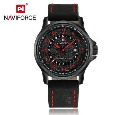 NAVIFORCE NF9076 Casual Men Quartz Watch