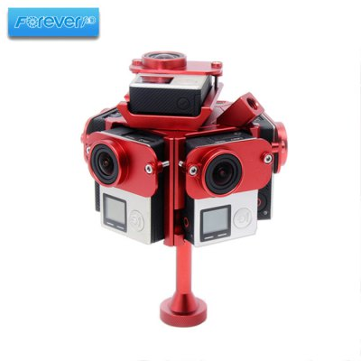 FOREVER100 Panoramic Stand for GoPro Hero 3 / 3+ / 4