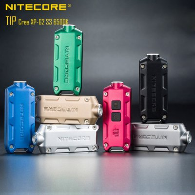 Nitecore TIP XP-G2 S3 Flashlight Green