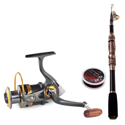 3-piece Fishing Tackle