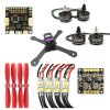 Flycolor GB210 DIY Frame Kit RC Racing Drone