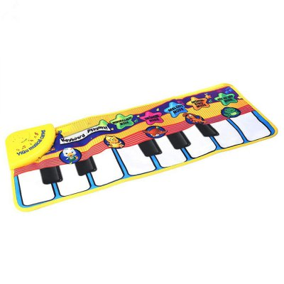 Animal Piano Music Carpet for Improving Kid Creative Ability