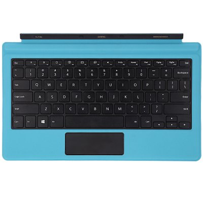Original Teclast Tbook 16S / Tbook 16 Power Keyboard Magnetic Docking Pogo PinTablet Accessories<br>Original Teclast Tbook 16S / Tbook 16 Power Keyboard Magnetic Docking Pogo Pin<br><br>Brand: Teclast<br>For: Tablet PC<br>Accessory type: Keyboard<br>Available color: Blue<br>Product weight: 0.326 kg<br>Package weight: 0.490 kg<br>Product size (L x W x H): 30.50 x 19.70 x 0.50 cm / 12.01 x 7.76 x 0.2 inches<br>Package size (L x W x H): 32.20 x 21.10 x 3.60 cm / 12.68 x 8.31 x 1.42 inches<br>Package Contents: 1 x Keyboard