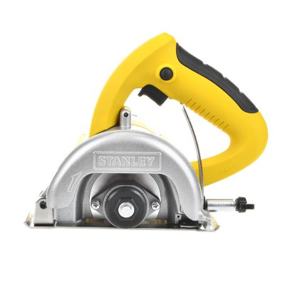 STANLEY STSP125 - A9 Electric Marble CutterPower Drill<br>STANLEY STSP125 - A9 Electric Marble Cutter<br><br>Brand: STANLEY<br>Material: Chrome Tangsten Steel<br>Model: STSP125 - A9<br>Package Contents: 1 x Marble Cutter, 1 x English User Manual<br>Package size (L x W x H): 24.00 x 23.00 x 19.00 cm / 9.45 x 9.06 x 7.48 inches<br>Package weight: 3.950 kg<br>Product size (L x W x H): 22.50 x 22.00 x 17.50 cm / 8.86 x 8.66 x 6.89 inches<br>Product weight: 3.179 kg<br>Special function: Powerful Power Marble Cutter<br>Type: Electric Tool