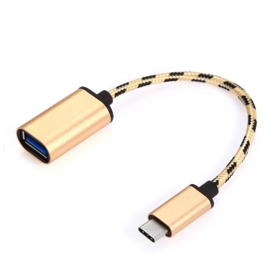 USB 3.1 Type-C Male to USB 3.0 Female Connector Cable