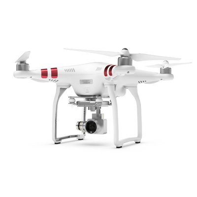 DJI Phantom 3 Standard RC QuadcopterRC Quadcopters<br>DJI Phantom 3 Standard RC Quadcopter<br><br>Brand: DJI<br>Type: Quadcopter<br>Model: Phantom 3 Standard<br>Features: Radio Control,WiFi FPV<br>Motor Type: Brushless Motor<br>Functions: Automatic Return,Forward/backward,FPV,GPS Altitude Hold,GPS location tracking,Hover,Roll,Turn left/right,Up/down,WiFi Connection<br>Built-in Gyro: 6 Axis Gyro<br>Kit Types: RTF<br>Level: Advanced Level<br>Remote Control: 2.4GHz Wireless Remote Control<br>Channel: 7-Channels<br>Mode: Mode 1 &amp; Mode 2(Left &amp; Right Hand Throttle)<br>Radio Mode: Mode 1 &amp; Mode 2 ?Left &amp; Right-hand Throttle?<br>Detailed Control Distance: 1000m<br>Transmitter Power: Rechargeable Battery(included)<br>Battery: 15.2V 4480 mAh<br>Flying Time: 20-25min<br>Charging Time (h): 3.5 hours<br>Camera Pixels: 12MP<br>Video Resolution: 2.7K<br>Package weight: 3.730 kg<br>Product size (L x W x H): 40.00 x 38.00 x 22.00 cm / 15.75 x 14.96 x 8.66 inches<br>Package size (L x W x H): 45.00 x 40.00 x 25.00 cm / 17.72 x 15.75 x 9.84 inches<br>Package Contents: 1 x Quadcopter, 1 x Transmitter, 4 x Propeller, 1 x Intelligent Flight Battery, 1 x Battery Charger, 1 x Power Cable, 1 x Set of Manuals, 1 x Gimbal Clamp, 4 x Vibration Absorber, 1 x 8G SD Card, 1 x