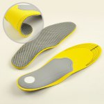 cheap Breathable Shock Resistant Massage Insoles