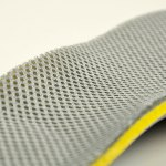 Breathable Shock Resistant Massage Insoles for sale
