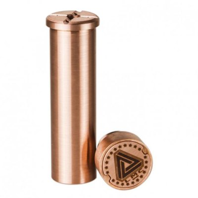 Original IJOY Limitless Mechanical Mod for E CigaretteMechanical Mods<br>Original IJOY Limitless Mechanical Mod for E Cigarette<br><br>Brand: IJOY<br>Type: Electronic Cigarettes Accessories<br>Accessories type: MOD<br>Model: Limitless<br>Material: Copper<br>Mod: Mechanical Mod<br>Battery Form Factor: 18650<br>Battery Cover Type: Screwed<br>Available color: Black,Red,White,Yellow<br>Product weight: 0.098 kg<br>Package weight: 0.278 kg<br>Product size (L x W x H): 2.50 x 2.50 x 8.40 cm / 0.98 x 0.98 x 3.31 inches<br>Package size (L x W x H): 5.00 x 7.00 x 15.00 cm / 1.97 x 2.76 x 5.91 inches<br>Package Contents: 1 x Original IJOY Limitless Mechanical Mod