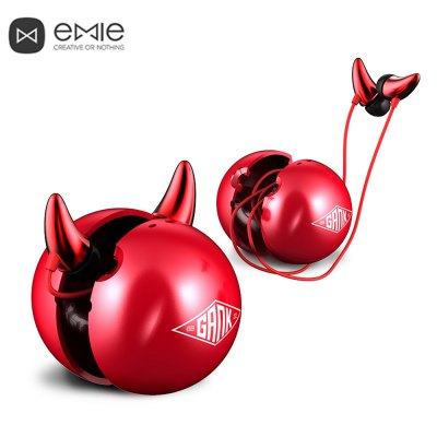 EMIE ME01 HiFi Music In-ear Earphones with Mic