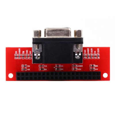 VGA 666 Adapter Board with HDMI Port for Raspberry PiRaspberry Pi<br>VGA 666 Adapter Board with HDMI Port for Raspberry Pi<br><br>Package Contents: 1 x VGA 666 Adapter Board<br>Package Size(L x W x H): 12.00 x 5.00 x 2.00 cm / 4.72 x 1.97 x 0.79 inches<br>Package weight: 0.040 kg<br>Product Size(L x W x H): 6.40 x 3.20 x 0.50 cm / 2.52 x 1.26 x 0.2 inches<br>Product weight: 0.016 kg<br>Type: VGA 666 Adapter Board for Raspberry Pi