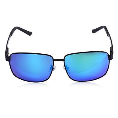 YiKang Y9312 - 137 SunglassesStylish Sunglasses<br>YiKang Y9312 - 137 Sunglasses<br><br>Brand: YiKang<br>Ear-stems Length: 14.5cm<br>Features: Anti-UV, Polarized<br>Frame Color: Green<br>Frame Metarial: Alloy<br>Gender: Men<br>Lens height: 4.8cm<br>Lens material: Resin<br>Lens width: 6.5cm<br>Nose bridge width: 1.8cm<br>Package Contents: 1 x YiKang Y9312 - 137 Sunglasses, 1 x Box<br>Package Dimension: 16.00 x 8.00 x 7.00 cm / 6.3 x 3.15 x 2.76 inches<br>Package weight: 0.106 kg<br>Product Dimension: 15.00 x 14.50 x 4.80 cm / 5.91 x 5.71 x 1.89 inches<br>Product weight: 0.022 kg<br>Whole Length: 15cm