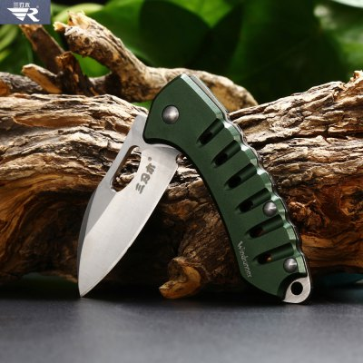 Sanrenmu 4107 SUX - LP Mini Foldable Knife with No Lock