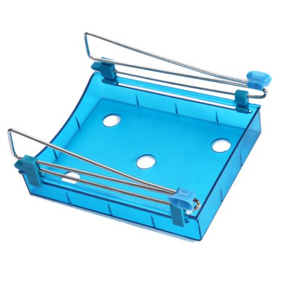 Multifunctional Refrigerator Storage Sliding DrawerHooks &amp; Racks<br>Multifunctional Refrigerator Storage Sliding Drawer<br><br> Product weight: 0.120 kg<br>Available Color: Blue,Green<br>Materials: ABS<br>Package Contents: 1 x Refrigerator Sliding Storage Drawer<br>Package Size(L x W x H): 17.00 x 12.80 x 4.80 cm / 6.69 x 5.04 x 1.89 inches<br>Package weight: 0.1790 kg<br>Product Size(L x W x H): 14.90 x 11.90 x 3.50 cm / 5.87 x 4.69 x 1.38 inches