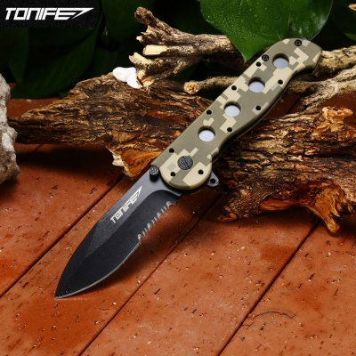 Tonife CKT6033 Foldable Knife