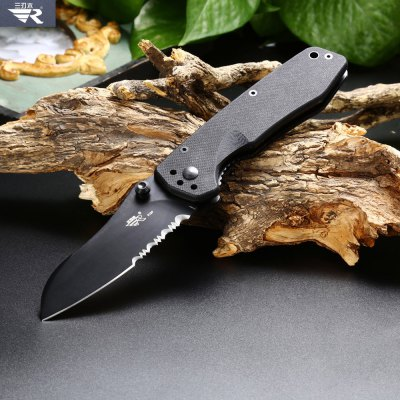 Sanrenmu GB4 - 913P Foldable Knife with Liner Lock