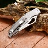Brother Mid Lock Foldable Knife with Stainless Steel Handle deal