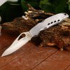 Brother Mid Lock Foldable Knife with Stainless Steel Handle