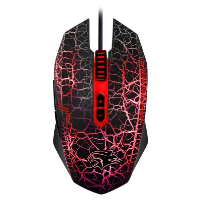 Dare - U Wrangler Upgraded Version Wired Gaming Mouse