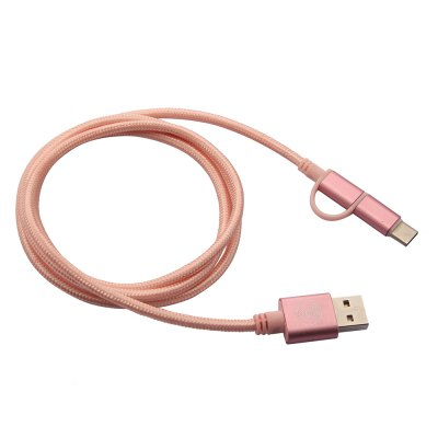 Hat - Prince 3-in-1 USB Data Sync Charging Cable