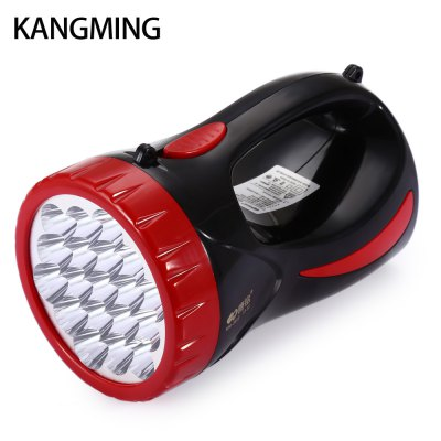 KANGMING KM - 2612 19 x Cree 200Lm Rechargeable LED Flashlight Torch