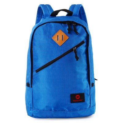 Tigernu T - B3198 14 inch Casual BackpackBackpacks<br>Tigernu T - B3198 14 inch Casual Backpack<br><br>Bag Capacity: 13.61L<br>Brand: TIGERNU<br>Capacity: 11 - 20L<br>Features: Waterproof<br>For: Cycling, Climbing, Other, Sports, Traveling, Casual, Hiking<br>Material: Polyester, Oxford Fabric, Nylon<br>Package Contents: 1 x TIGERNU T - B3198 Laptop Backpack<br>Package size (L x W x H): 35.00 x 30.00 x 8.00 cm / 13.78 x 11.81 x 3.15 inches<br>Package weight: 0.470 kg<br>Product size (L x W x H): 44.00 x 29.00 x 13.00 cm / 17.32 x 11.42 x 5.12 inches<br>Product weight: 0.400 kg<br>Type: Backpack