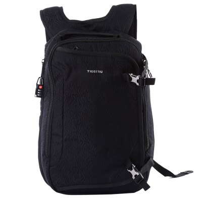 Tigernu T - B3166 14 inch Leisure BackpackBackpacks<br>Tigernu T - B3166 14 inch Leisure Backpack<br><br>Bag Capacity: 13.34L<br>Brand: TIGERNU<br>Capacity: 11 - 20L<br>Color: Black,Coffee<br>For: Casual, Cycling, Hiking, Other, Traveling<br>Material: Polyester, Nylon<br>Package Contents: 1 x TIGERNU T - B3166 Backpack<br>Package size (L x W x H): 30.00 x 10.00 x 20.00 cm / 11.81 x 3.94 x 7.87 inches<br>Package weight: 0.870 kg<br>Product size (L x W x H): 40.00 x 15.00 x 28.00 cm / 15.75 x 5.91 x 11.02 inches<br>Product weight: 0.840 kg<br>Type: Backpack