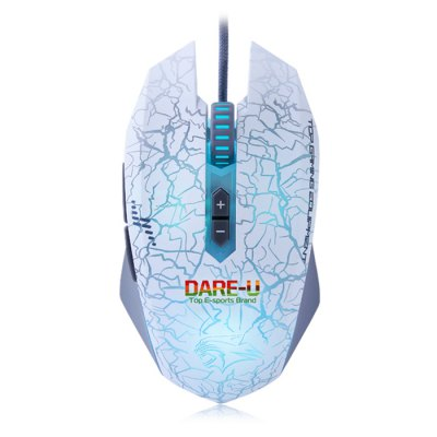 Dare - U Wrangler USB Wired Optical Gaming Mouse