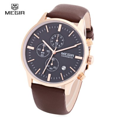 MEGIR 2300 Male Quartz Watch