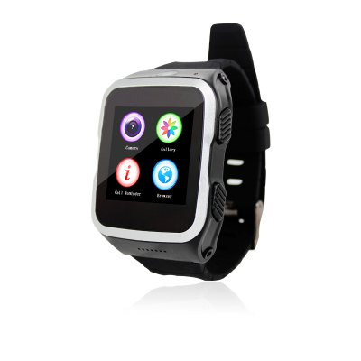 ZGPAX S83 Android 5.1 1.54 inch 3G Smartwatch Phone