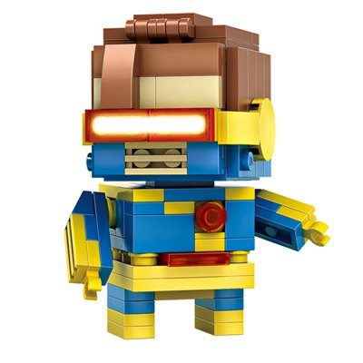 LOZ Figure Style ABS Cartoon Building BrickBlock Toys<br>LOZ Figure Style ABS Cartoon Building Brick<br><br>Age: 14 Years+<br>Applicable gender: Unisex<br>Brand: LOZ<br>Design Style: Cartoon, Figure Statue<br>Features: DIY<br>Material: ABS<br>Package Contents: 162 x Module<br>Package size (L x W x H): 8.50 x 8.50 x 8.50 cm / 3.35 x 3.35 x 3.35 inches<br>Package weight: 0.0800 kg<br>Product size (L x W x H): 6.00 x 4.20 x 6.30 cm / 2.36 x 1.65 x 2.48 inches<br>Puzzle Style: 3D Puzzle<br>Small Parts : Yes<br>Type: Building Blocks<br>Washing: Yes