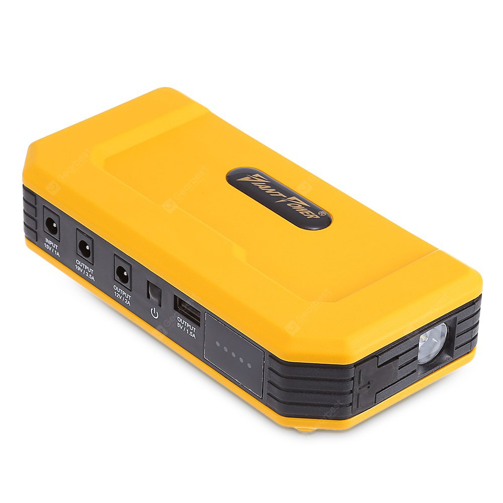 GIANT POWER Multifunctional Car Jump Starter