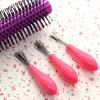 Durable Mini Handle Hair Brush Comb Cleaner