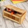 Wooden Box Electronic Machine with Sound deal