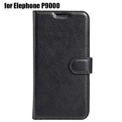 PU Leather Full Body Case for Elephone P9000