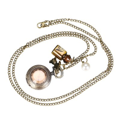 Mini Retro Pocket Watch