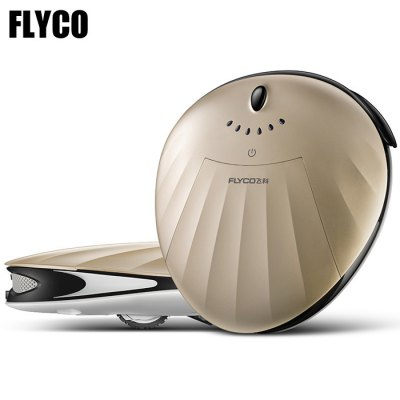 FLYCO FC9602 Robotic Vacuum Cleaner Auto Cleaning Recharge Remote Control