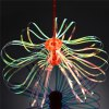 best Color Shaking Stick Colorful Shining Bubble Maker
