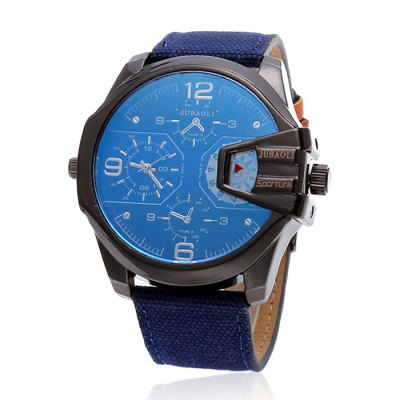 JUBAOLI A1136 Fashion Men Quartz Watch