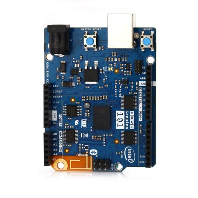 Genuino Genuine 101 Intel Low Power Curie Chip with Bluetooth
