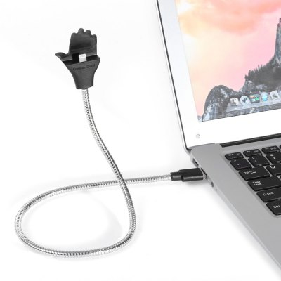 Car Mount Phone Stand 8 Pin to USB Cable