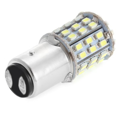 1157 64 SMD 3528 LED Car Lamp 18W 12V 6000K 380LM