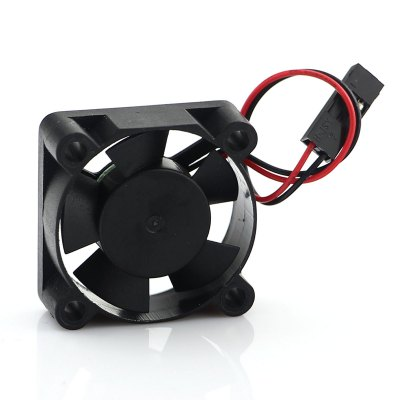 Practical Specified DC 5V Cooler Cooling Fan for Raspberry Pi B+ Aluminum Alloy Box