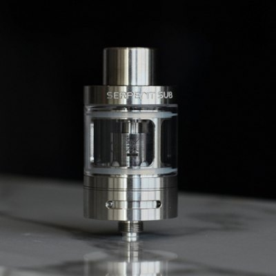 Original Wotofo Serpent Sub Tank 25mm Clearomizer