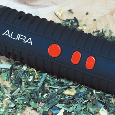 Original Flowermate Aura Dry Herb VaporizerDry Herb<br>Original Flowermate Aura Dry Herb Vaporizer<br><br>Atomizer Capacity: 1.7ml<br>Available Color: Black,Red,White<br>Battery Capacity: 2600mAh<br>Brand: Flowermate<br>Material: Ceramic<br>Model: Aura<br>Package Contents: 1 x Flowermate Aura Orbed Dry Vape Vaporizer, 1 x Orbed Dry Vape Mouthpiece, 1 x Liquid / Waxy Chamber ( Made with Organic Cotton ), 1 x Medium Stainless Steel Pod, 5 x Stainless Steel Screen, 1 x Pac<br>Package size (L x W x H): 4.70 x 9.00 x 16.00 cm / 1.85 x 3.54 x 6.3 inches<br>Package weight: 0.370 kg<br>Product size (L x W x H): 2.80 x 2.80 x 14.70 cm / 1.1 x 1.1 x 5.79 inches<br>Product weight: 0.210 kg<br>Temperature Control Range: 40 - 230 Deg.C / 104 - 446 Deg.F
