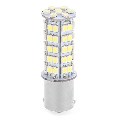 1156 68 SMD 2835 LED Car Lamp 26W 12V 6000K 380LMOthers Car Lights<br>1156 68 SMD 2835 LED Car Lamp 26W 12V 6000K 380LM<br><br>Apply lamp position : External Lights<br>Apply To Car Brand: Acura,Aston Martin,Audi,Bentley,BMW,Bugatti,Buick,Cadillac,Chevrolet,Chrysler,Citroen,Daewoo,Dodge,Ferrari,Ford,GMC GMC,Honda,Hummer,Hyundai,Infiniti,Jaguar,Jeep,Kia,Lamborghini,Land Rover,Lexus,Linco<br>Color temperatures: 6000K<br>Connector: 1156<br>Emitting color: White<br>LED Type: SMD 1210<br>LED/Bulb quantity: 68<br>Lumens: 380LM<br>Package Contents: 1 x Car Lamp<br>Package size (L x W x H): 5.50 x 2.00 x 10.00 cm / 2.17 x 0.79 x 3.94 inches<br>Package weight: 0.030 kg<br>Power: 26W<br>Product size (L x W x H): 1.60 x 1.60 x 5.50 cm / 0.63 x 0.63 x 2.17 inches<br>Product weight: 0.009 kg<br>Type: Turn Signal Light<br>Type of lamp-house : LED<br>Voltage: 12V