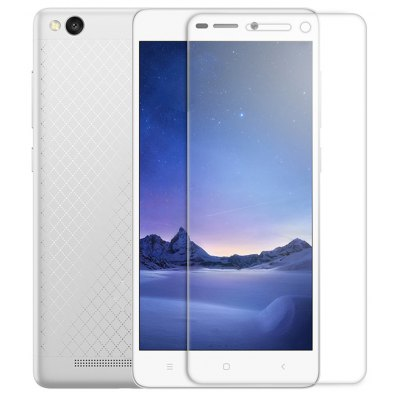 Luanke Tempered Glass Screen Protector for Xiaomi Redmi 3 / 3 Pro / 3S