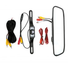 KELIMA Car Rear View Camera Display Two-in-one Set