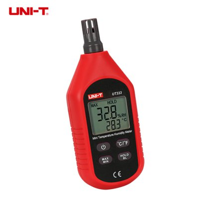 UNI - T UT333 Mini Digital Air Temperature / Humidity Meter